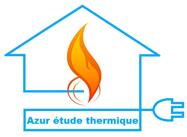 Logo azur etude thermique v2